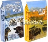 Taste of the Wild Pacific Stream Puppy 13 kg + High Prairie Puppy 13 kg