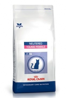 Royal Canin VC Feline Neutered Young Female S/O 10kg