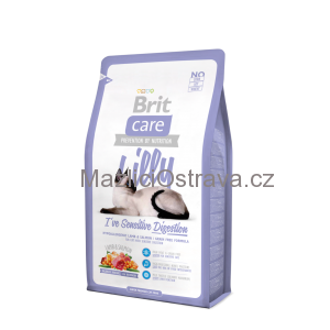 Brit Care Cat Lilly Digestion 2x7 kg