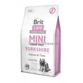 Brit Care Mini Yorkshire 2x7 kg