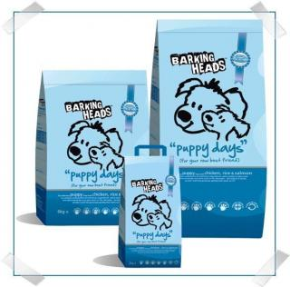 Barking Heads Puppy Days 12 kg