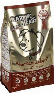 Barking Heads Professional Turkey Grain Free 18 kg