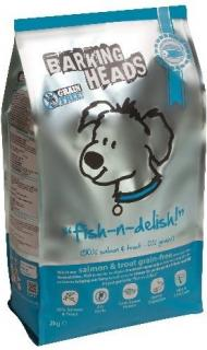 Barking Heads Professional Fish Grain Free 18 kg