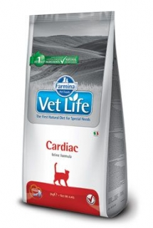 Vet Life Natural CAT Cardiac 2kg