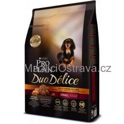 Purina Pro Plan Dog DUO DELICE Small & Mini Adult kuře 700 g