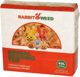 Rabbit Weed Hrubá TOP hobliny 1,5 kg, 70 l
