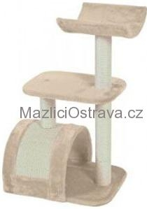 WAVE cat tree M béžová 82cm Zolux