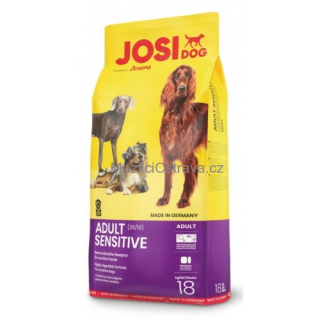 JosiDog Sensitive Adult 18 kg