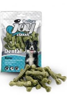 Calibra Joy Dog Classic Dental Bones 90g NEW