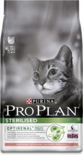 Purina Pro Plan Sterilised losos 3 kg