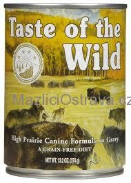 Taste of the Wild High Praire konzerva 380g
