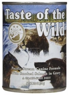 Taste of the Wild Pacific Stream konzerva 380g