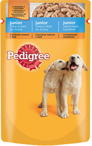 Kapsička Pedigree Junior 100 g