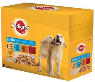 Pedigree Adult kapsa 12 x 100 g
