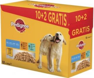 Pedigree Junior 12 x 100 g