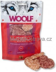 Woolf Welcome hearts 100 g
