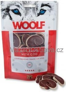 Woolf Beef Sushi with Cod 100 g