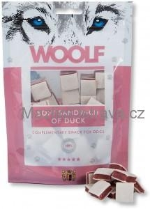 Woolf Soft Sandwich of Duck 100 g