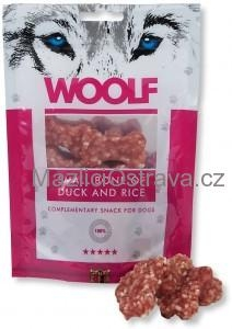 Woolf Small Bone of Duck and Rice 100 g